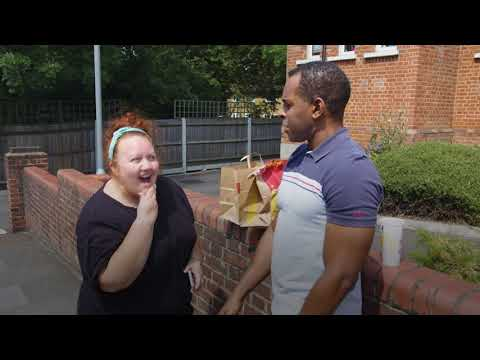 Andi Peters Delivers McDelivery Orders | Social Media | McDonald's UK