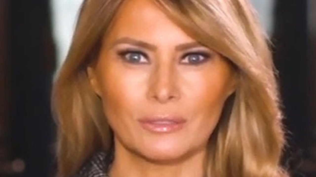 Body Language Expert Makes Bold Claims About Melania Trump's Farewell