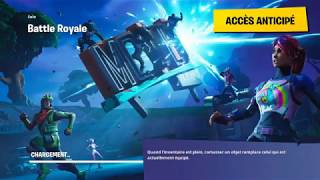 FREE PALIER EMPLACEMENT OF THE WEEK 7 (loading screen) Fortnite: Battle Royale