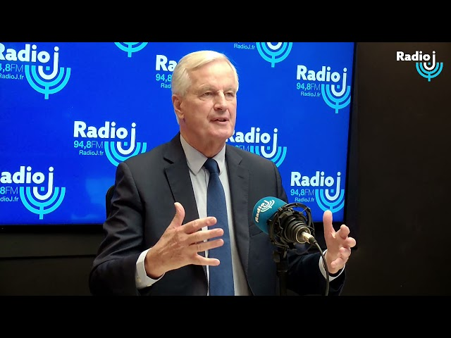 Michel Barnier ne croit pas que Xavier Bertrand ait plié le match