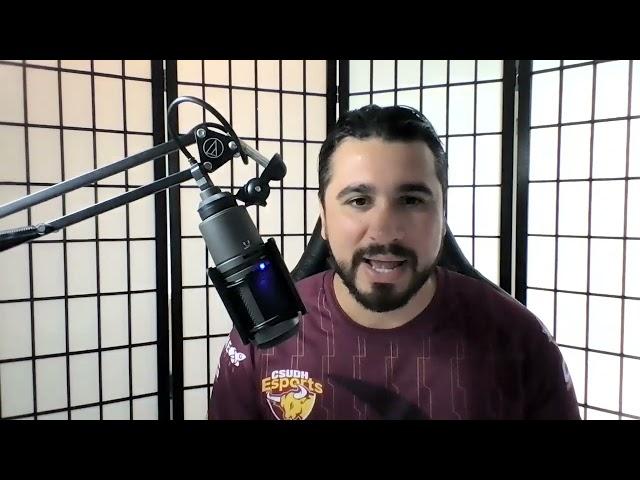 CUSDH Esports X CUEL Intro