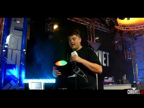 CHAUVET DJ Releases Hot New Gear at the 2012 DJ Expo