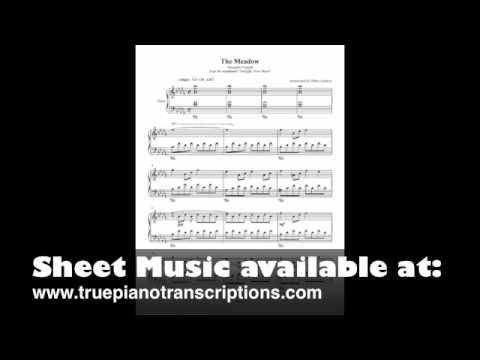 The Meadow  Alexandre Desplat  Twilight: New Moon  Piano