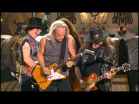 Lynyrd Skynyrd - Simple Man - Live Tour - Nashville TN