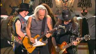 Lynyrd Skynyrd - Simple Man - Live Tour - Nashville TN.mpg