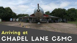 Arriving At Chapel Lane Caravan And Motorhome Club Site | Meet Up Tour Pt6