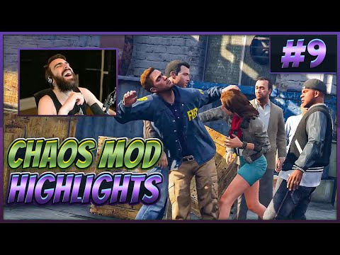 The BEST of Expanded and Enhanced GTA 5 Chaos Mod! - #9