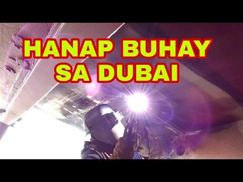 HANAP BUHAY SA DUBAI#SHIPYARD WELDING JOB