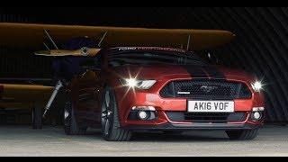 Steeda UK X Mustang UK