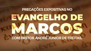 A Misericordia de Jesus a Jairo.  Marcos 5.21-24