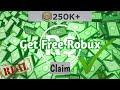 CARA MENDAPATKAN ROBUX GRATIS di 2021   Cuman diClick   Work it   Roblox indonesia