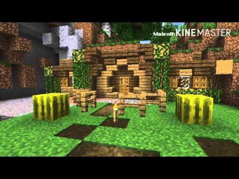 Minecraft PE 0121 Hobbit House YouTube