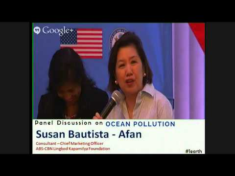 LIVESTREAM: Discussion on Ocean Pollution: Effects of Marine Biodiversity