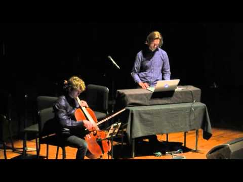 """Cello Multitracks"" (2010) by Gabriel Prokofiev (excerpts) (Opening Session)"
