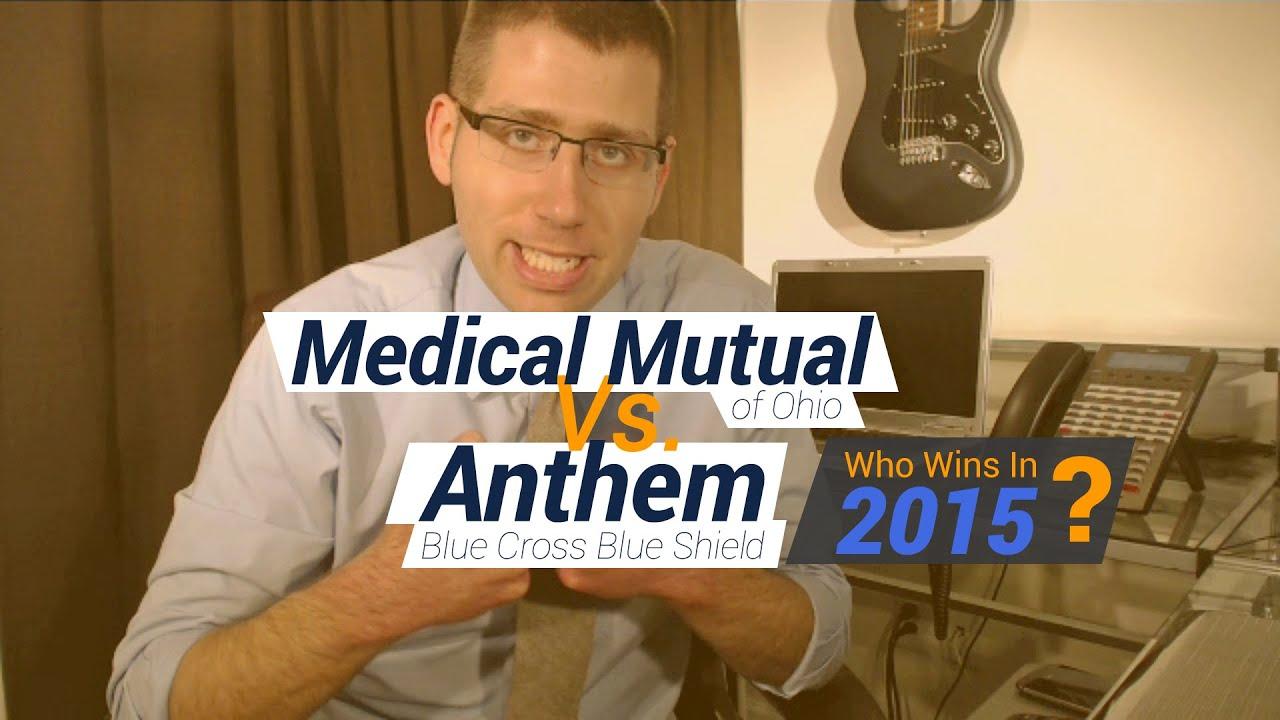 Medical Mutual of Ohio Vs. Anthem Blue Cross Blue Shield ...