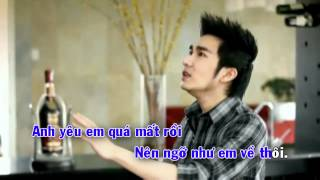 [Karaoke] Ngỡ (Remix) - Quang Hà