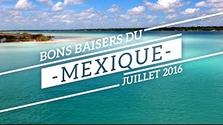 Road Trip Mexique ! Vlog Voyage