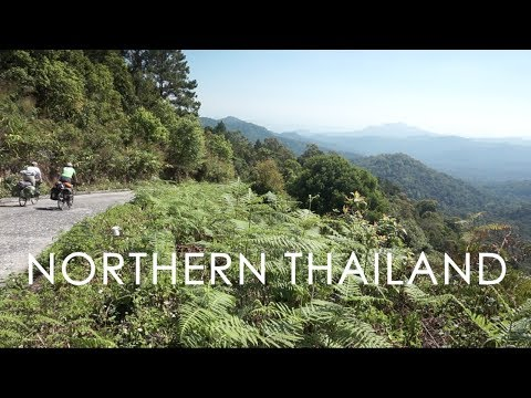 Steep hills & temples || WO2W cycling in Northern Thailand (EP.13)