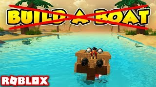 *NEW* Build a Boat for Treasure Game: Pocket Pirates!! | Roblox