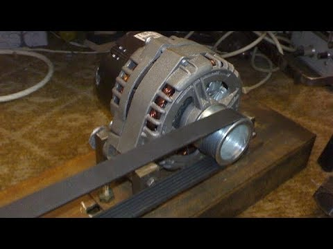 Сварочный аппарат из генератора своими руками