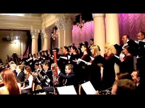 Radio Choir.  National radio of Ukraine