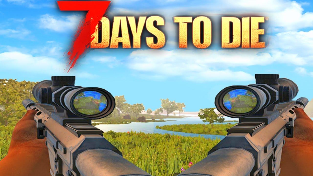 Vykonat Rozčílit Se Naznačovat 7 Days To Die Best Hunting Rifle Mods Richmondfuture Org