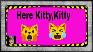 Here Kitty Kitty lol
