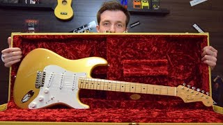 2500$ vs 150$? Обзор Американского Fender Original Stratocaster