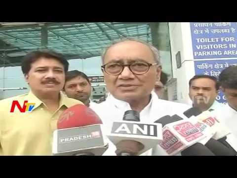 Digvijay Singh terms Kashmir 'India-occupied Kashmir'    NTV