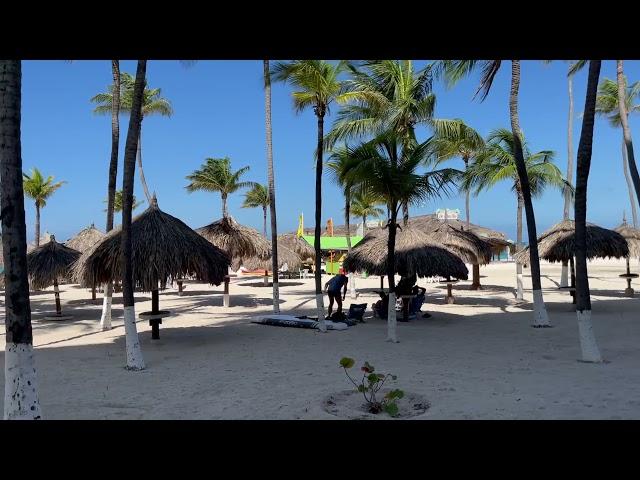 01 25 21 Riu room beach video