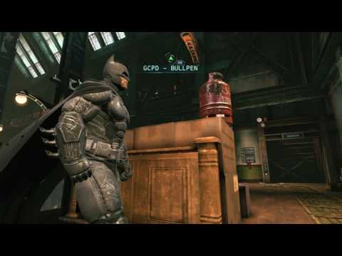 Batman™ Arkham Origins - Part 14 - GCPD enigma files + Gotham CIty Hotel