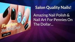 Amazing Nail Polish & Nail Art For Pennies On The Dollar...