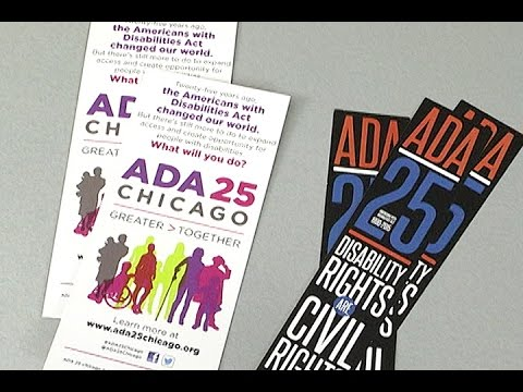 ADAPT – Celebrating 25 Years of the Americans with Disabilities Act (ADA)
