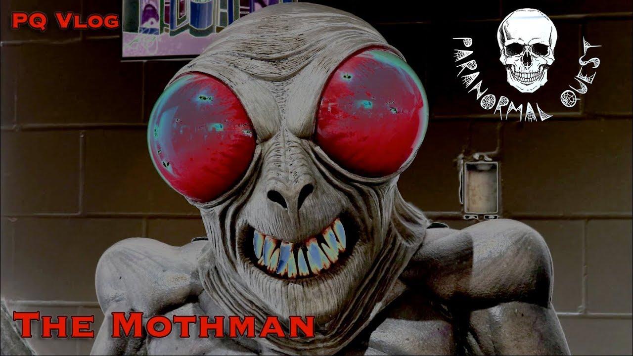 SEEKING MOTHMAN || POINT PLEASANT, WEST VIRGINIA || PQ VLOGS by: Paranormal Quest