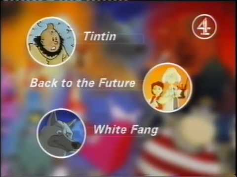 Channel 4 Children S Programmes Continuity 06 09 1997