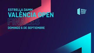 Finales - Estrella Damm València Open 2020  - World Padel Tour
