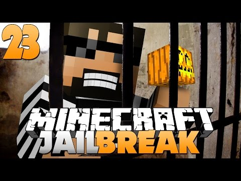 Minecraft SCHOOL JAIL BREAK | LOOT WORLD COINS?! [23]