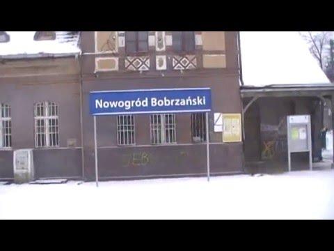 Podróż koleją na trasie Zielona Góra-Żagań-Legnica