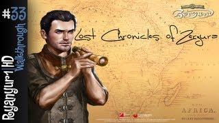 lost Chronicles of Zerzura Walkthrough - PART 1  Test Flights  HD