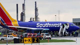 Audio between Southwest Flight 1380 and...