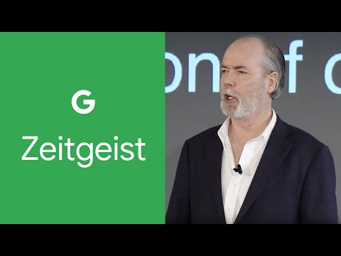 Douglas Coupland, Artist & Author - The Story of Search - Clip