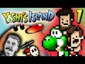 Yoshi's Island - EP 1: Fun Screaming Child Game | SuperMega
