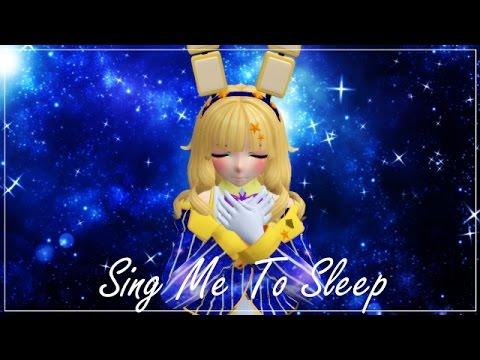 【MMD X FNAF】 Sing Me To Sleep - Spring Bonnie