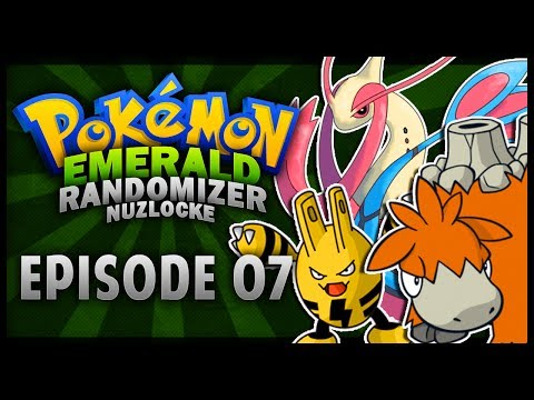 "Pokémon Emerald Randomizer Nuzlocke - Ep 7 ""Mt. CHIM-A-NAY"""