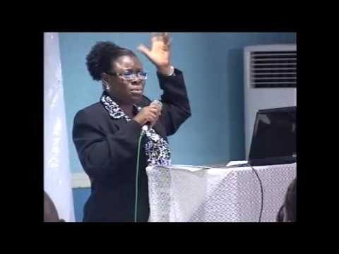 2010 Conference (Barrister Titi Adegbile - The Job Of An Adm