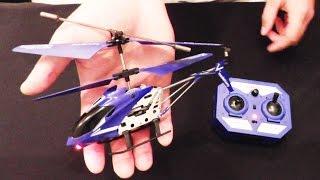 Радиоуправляемый вертолет model king - мой отзыв(Отзыв про мой вертолет марки Model King - это качественная игрушка. У меня уже год! Мне нравится. Еще ни разу не..., 2014-10-18T17:48:46.000Z)