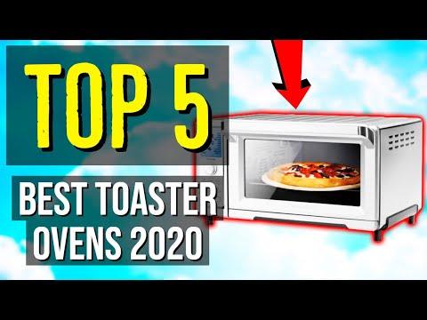 ✅ TOP 5: Best Toaster Oven 2020