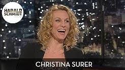 "Christina Surer: ""Meine Mama war Stammkundin im Kinderspital"" | Die Harald Schmidt Show (SKY)"