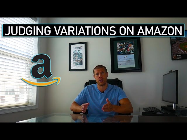 How to Determine how Much a Variation of an Amazon Product is Selling