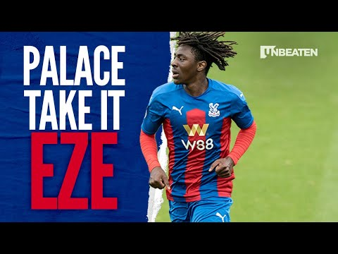 What does Crystal Palace have planned for Eze? [2020]